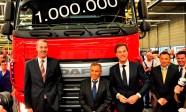 1,000,00th DAF truck