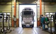 Jobb i Bäckebol för Volvo trucks.